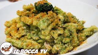 570 - Pasta sarde broccoli e pangrattato..per la gioia del palato! (primo veloce facile e gustoso)