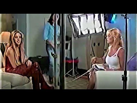 Detrás de Cámaras - Entrevista de Gisela Valcárcel a Shakira - Aló Gisela 2000