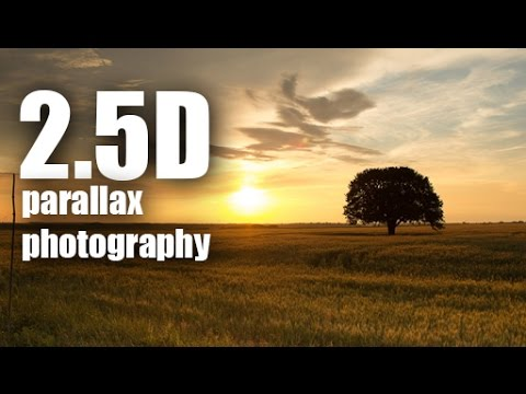 parallax photography - YouTube