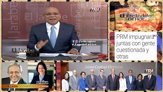 La Junta Central Electoral no tiene credibilidad   El Jarabe Seg-3 12-06-19
