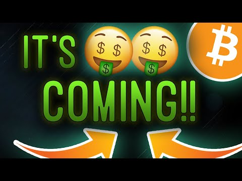 THIS IS THE BIGGEST SIGN THAT BITCOIN WILL EXPLODE!!