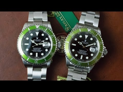 Alles wat je moet weten over de Rolex Submariner 16610LV &39;Kermit&39; 50th Anniversary Edition