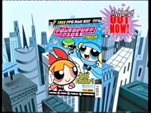 Ad Breaks - More Cartoon Network (July-December 2003, UK)