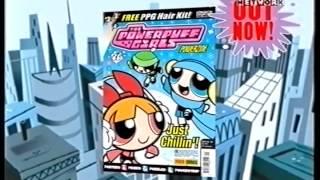 Ad-Bricht - Mehr Cartoon Network (Juli-Dezember 2003, Großbritannien)