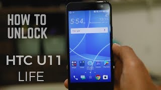 How To Unlock HTC U11 Life - Fast and Easy (Any GSM Carrier)