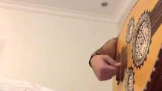 عزف عود أغنية ( مرني ) للفنان عبدالكريم عبدالقادر