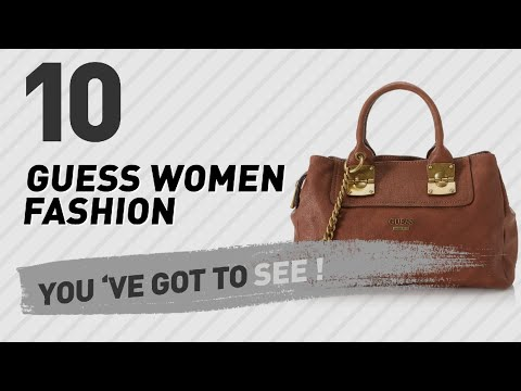 Guess Handbags & Wallets // New & Popular 2017