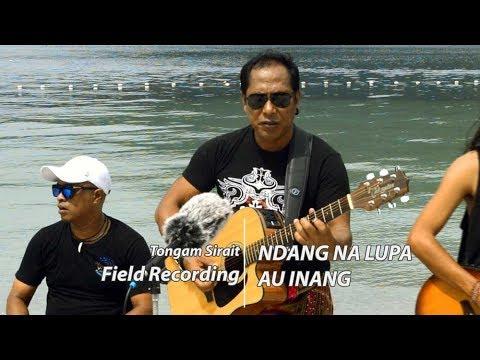 Lagu Batak: Ndang Na Lupa Au Inang by Tongam Sirait - Field Recording  (Akustik Live Cover)