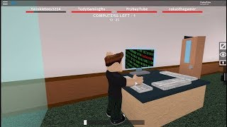 Hacking Computer zu entkommen! | Roblox | Flee the Facility
