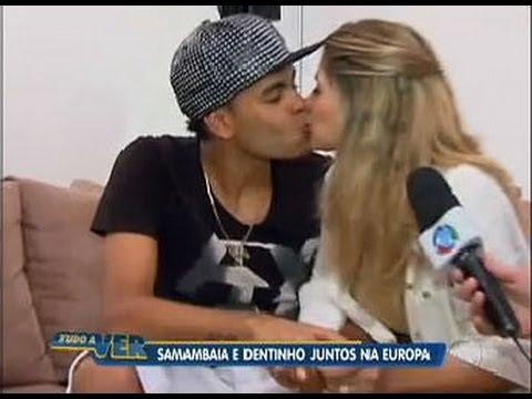 Tudo A Ver 26/7/2011: Dani Souza Viaja Para Ucrânia Para Viver Ao Lado De Dentinho
