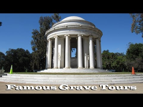 Famous Graves - Billionaire Railroad Magnate Henry Edwards Huntington-The Huntington Museum