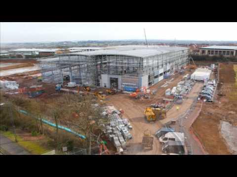 Progress Photography - Construction