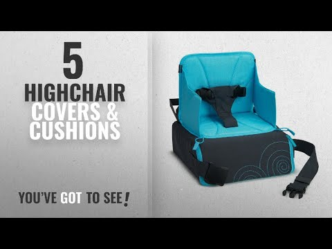 Top 10 Highchair Covers & Cushions [2018]: Munchkin Travel Booster Seat