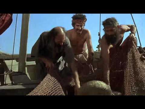 JESUS (English) Jesus' Miracle Catch Of Fish