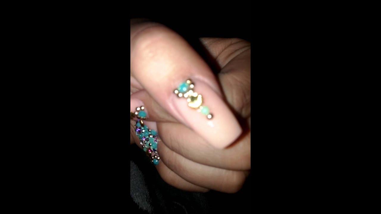 3d Nails Upland Youtube