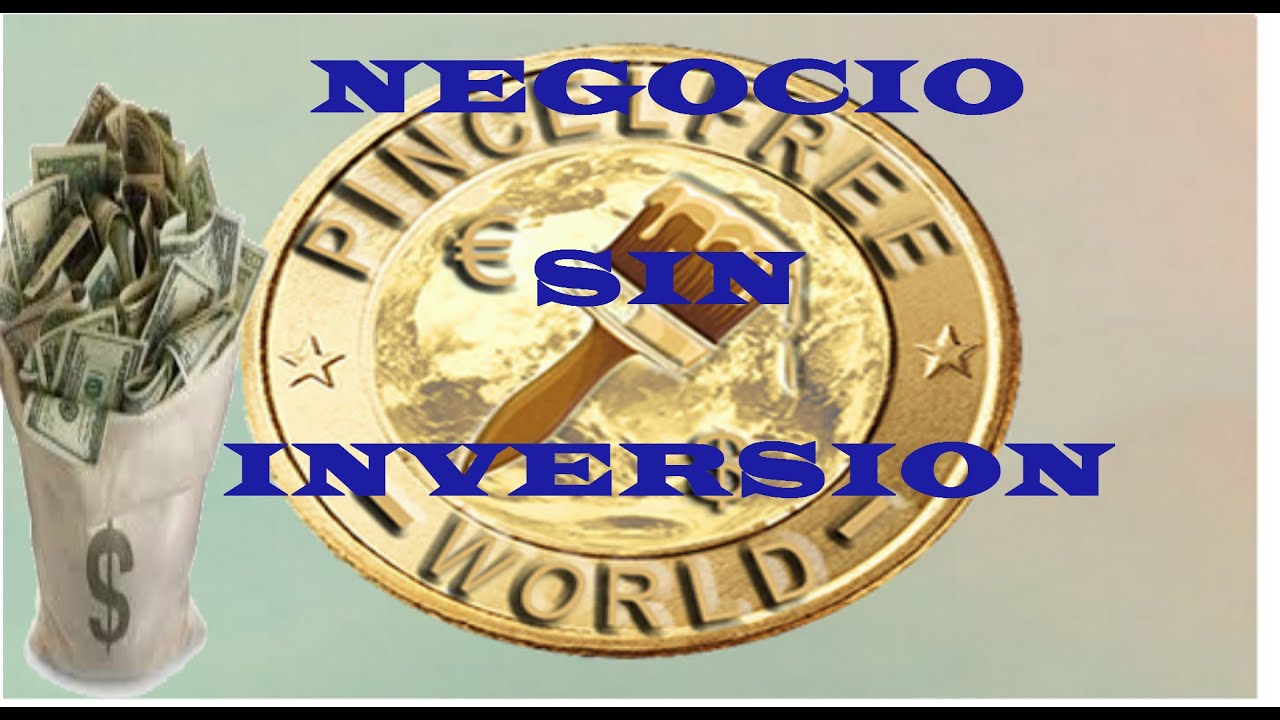 Pincel free negocio sin inversion youtube - Trabajos manuales desde casa sin inversion ...