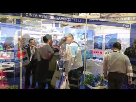 Cinta Asia - Asia Pacific Maritime (APM) 2016
