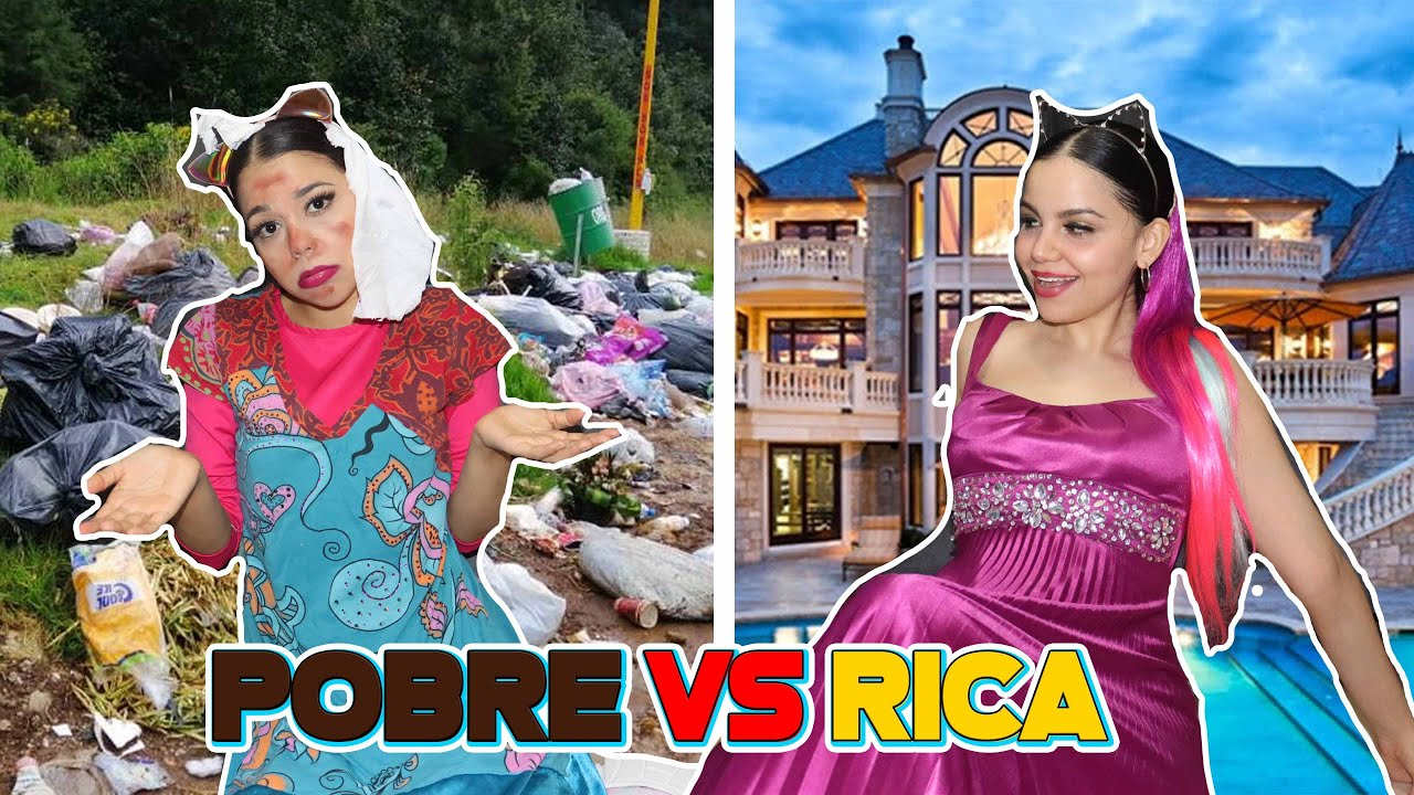 CHICA RICA vs CHICA POBRE / Gaby y Gilda