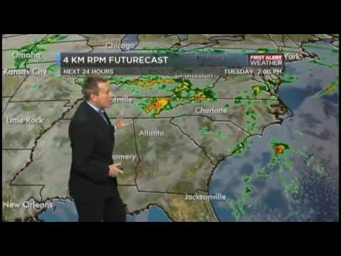 WBTV Weather Forecast: 04.07.15