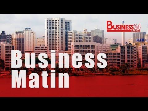 Business Matin - A la Une Les marchés Financiers de la BRVM