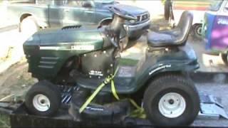 Craftsman Mower Repair-part 1 thumbnail