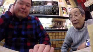 父と歩いた京都・錦と京極スタンド[2014.3.5]