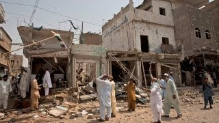 Pakistan: fatal bomb attack as election polls open