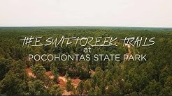 Swift Creek Trails at Pocahontas State Park