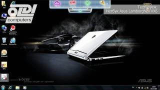 видео Нетбук ASUS из серии Lamborghini - VX6. Трансформируемый ноутбук  от GIGABYTE - M1125.  Ультратонкий ноутбук  ASUS UL20FT дебютирует на выставке Computex 2010