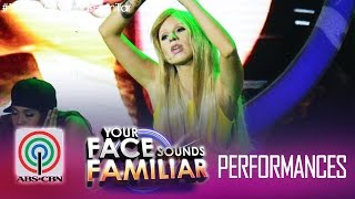 "Your Face Sounds Familiar: Maxene Magalona as Iggy Azalea - ""Fancy"""