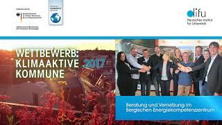 Gewinner 2017 Kat.1: Landkreis Oldenburg/Stadt Neuötting/Region Bergisches Land