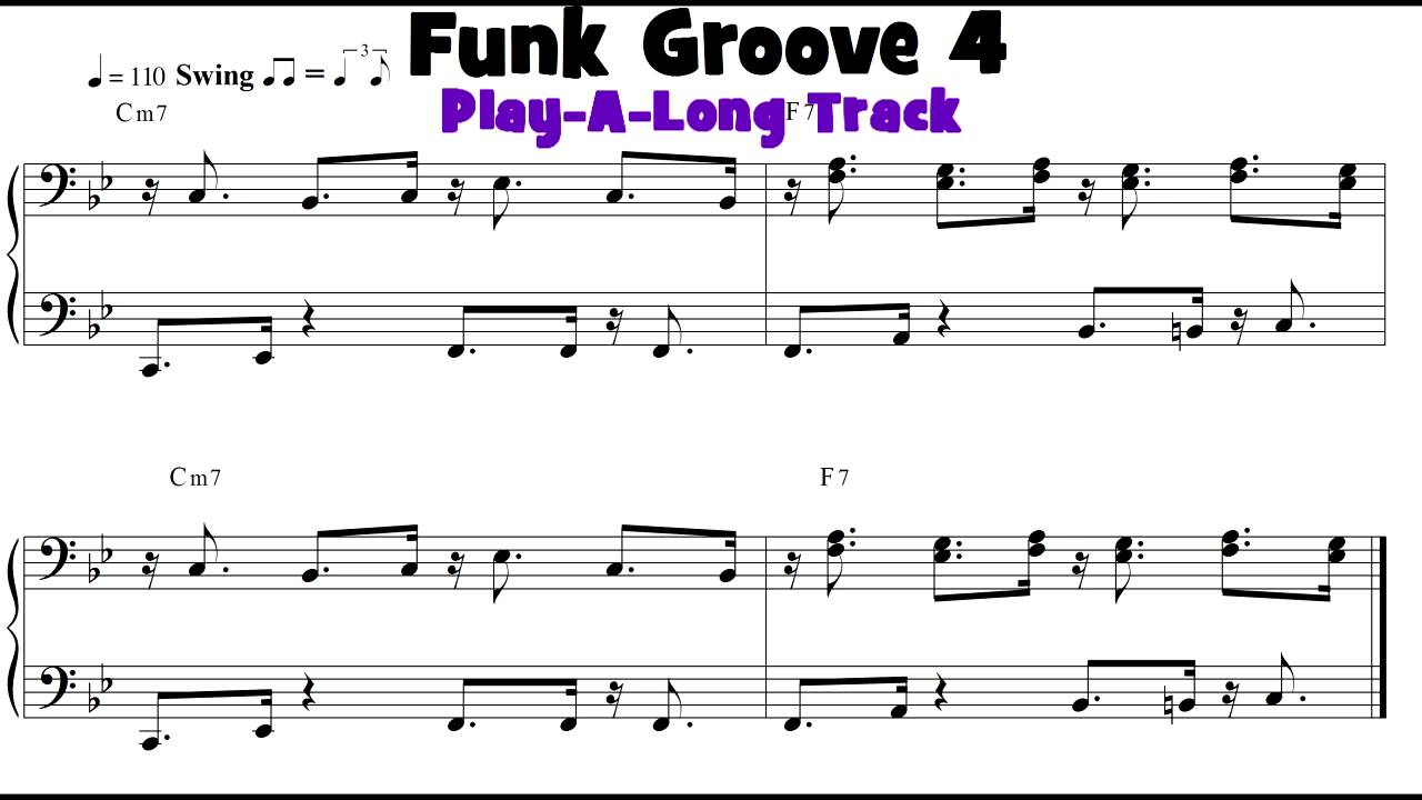 Groove 4 funk soul and rb keyboard groove of the day with play a groove 4 funk soul and rb keyboard groove of the day with play a long track hexwebz Image collections