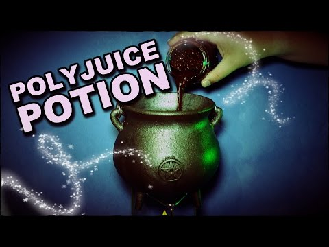 Harry Potter Polyjuice Potion Recipe - Brewing Instructions