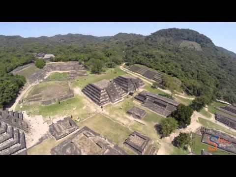 Sky Solutions,Tajín Zona Arqueológica en Veracruz