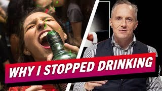WHY I COMPLETELY STOPPED DRINKING - Brian Rose's Real Deal