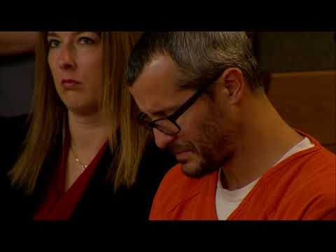 Prosecutor speaks at Chris Watts' sentencing