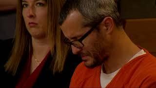 Prosecutor speaks at Chris Watts