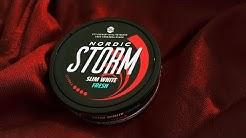 Nordic Storm Slim White Fresh Arvostelu