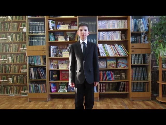 Изображение предпросмотра прочтения – МаксимПономарев читает отрывок изпроизведения «Бородино» М.Ю.Лермонтова