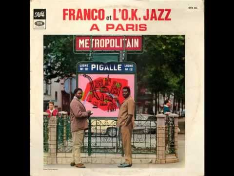 Franco & L 'O.K. Jazz à Paris 1966