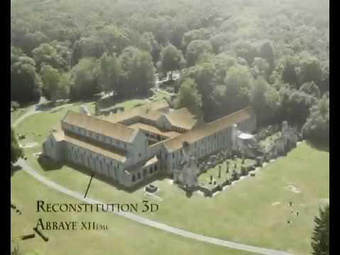 Abbaye de Vauclair - YouTube