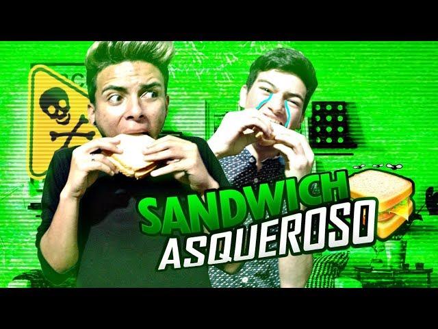 ⚠️ SI PIERDES: COMES SANDWICH ASQUEROSO PODRIDO! ☠️