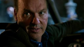 Отец Лиз (Стервятник) разоблачает Питера. Человек-Паук. Возвращение домой.