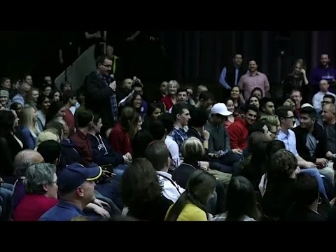 Trudeau Gets His Ass Handed To Him By UWO Student!!!