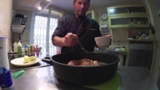 Recetas de Cocina :  Pollo al Horno con MIEL