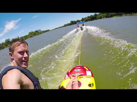 Backflips And Tubing At The Vaal River