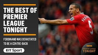 Rio Ferdinand: I wanted to be the hero, not a centre-back