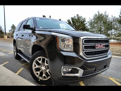 2015 GMC Yukon - Full in Depth Video Tour - YouTube