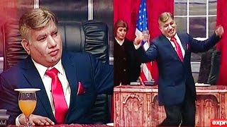 Khabardar with Aftab Iqbal - 10 November 2016 | Donald Trump Win - Express News