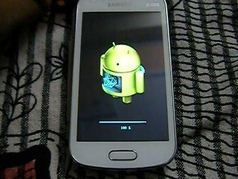 OTA Firmware Update On Samsung Galaxy S Duos